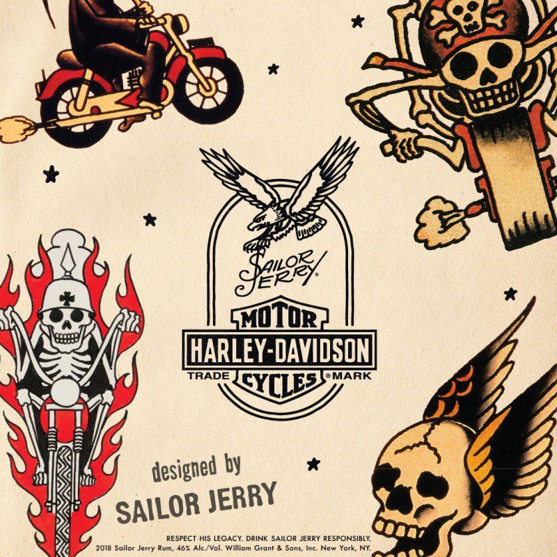 sailor jerry quaker city mercantile