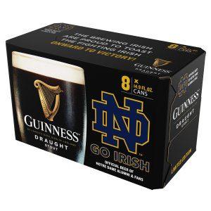 GUINNESS DRAUGHT STOUT GO IRISH