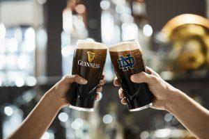 Guinness x Notre Dame Pints